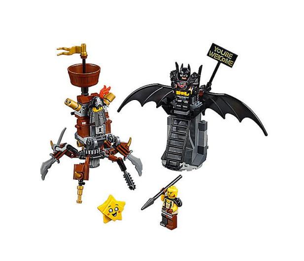 LEGO Movie Batman i Stalowobrody - 465113 - zdjęcie 2