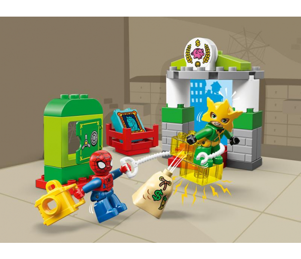 LEGO DUPLO Spider-Man vs. Electro - 465043 - zdjęcie 3