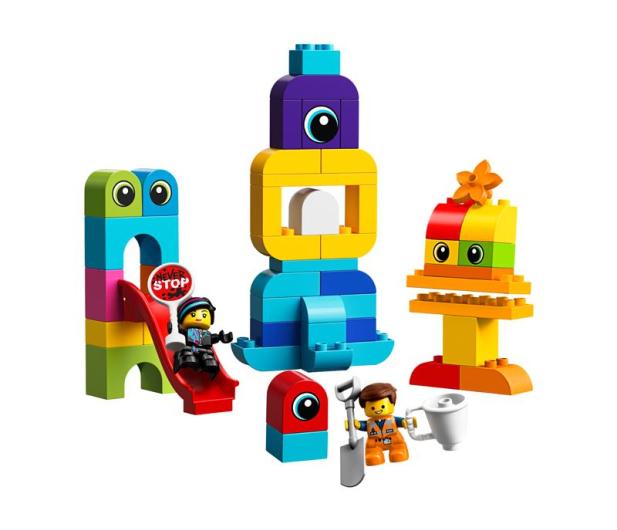 LEGO DUPLO Goście z planety DUPLO u Emmeta i Lucy - 465045 - zdjęcie 2