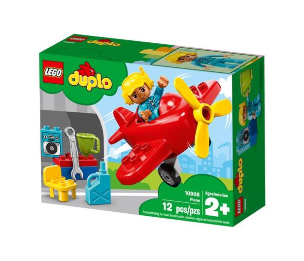 LEGO DUPLO Samolot - 465054 - zdjęcie