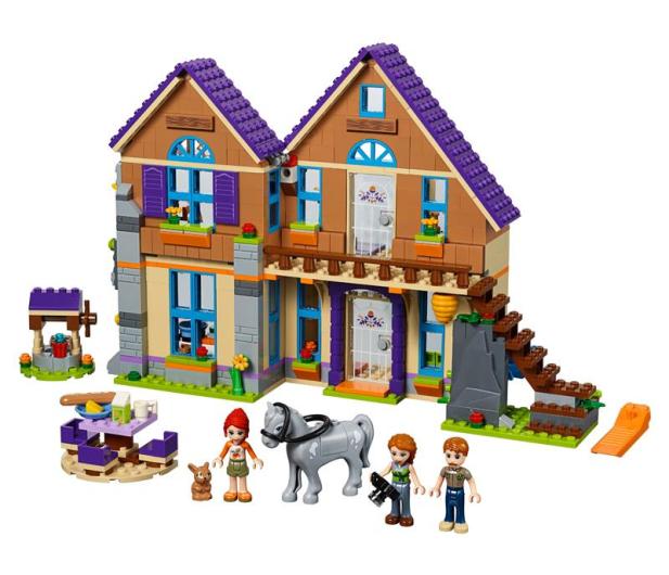 LEGO Friends Dom Mii - 465076 - zdjęcie 2