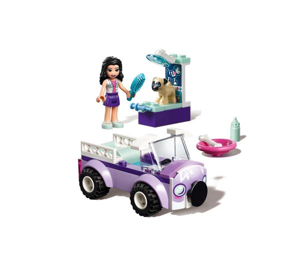 LEGO Friends Mobilna klinika weterynaryjna Emmy - 465063 - zdjęcie 4