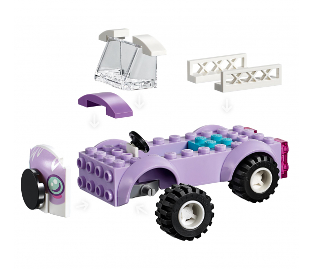 LEGO Friends Mobilna klinika weterynaryjna Emmy - 465063 - zdjęcie 5