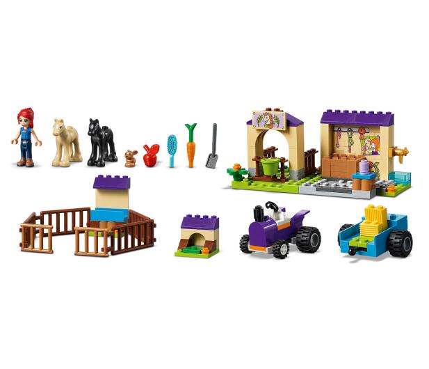 LEGO Friends Stajnia ze źrebakami Mii - 465064 - zdjęcie 4