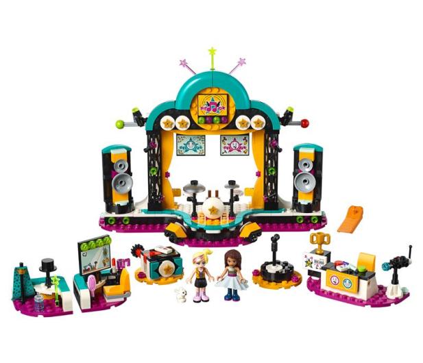 LEGO Friends Konkurs talentów Andrei - 465074 - zdjęcie 2