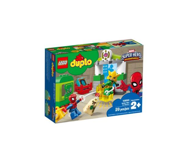 LEGO DUPLO Spider-Man vs. Electro - 465043 - zdjęcie