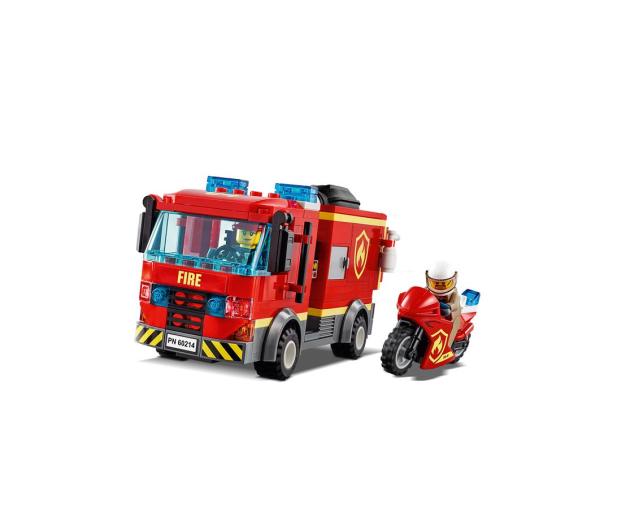 LEGO City Na ratunek w płonącym barze - 465088 - zdjęcie 4
