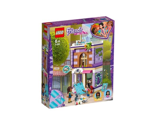 LEGO Friends Atelier Emmy - 465069 - zdjęcie