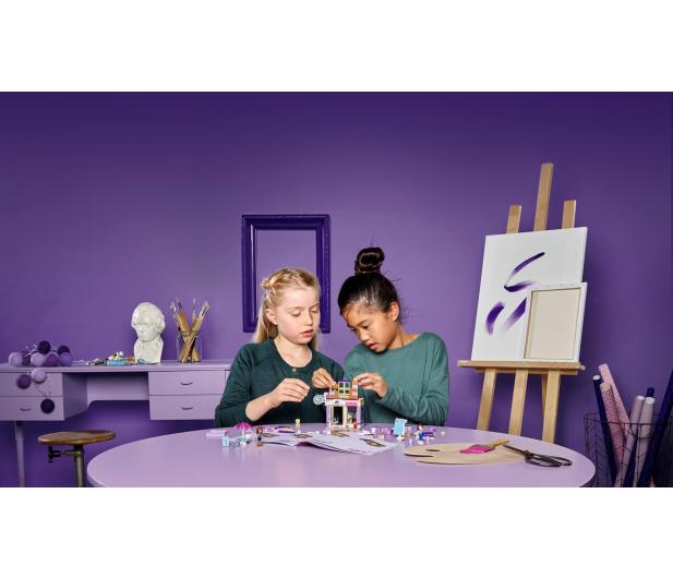 LEGO Friends Atelier Emmy - 465069 - zdjęcie 3