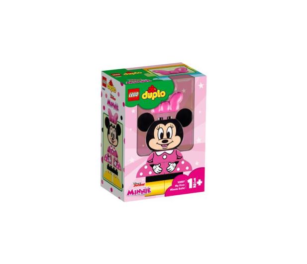 LEGO DUPLO Moja pierwsza Myszka Minnie - 465047 - zdjęcie