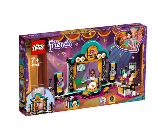 LEGO Friends Konkurs talentów Andrei - 465074 - zdjęcie
