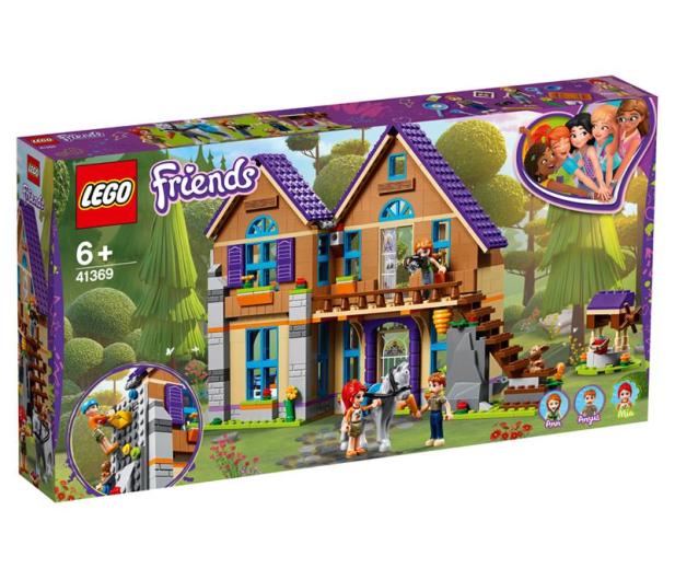 LEGO Friends Dom Mii - 465076 - zdjęcie