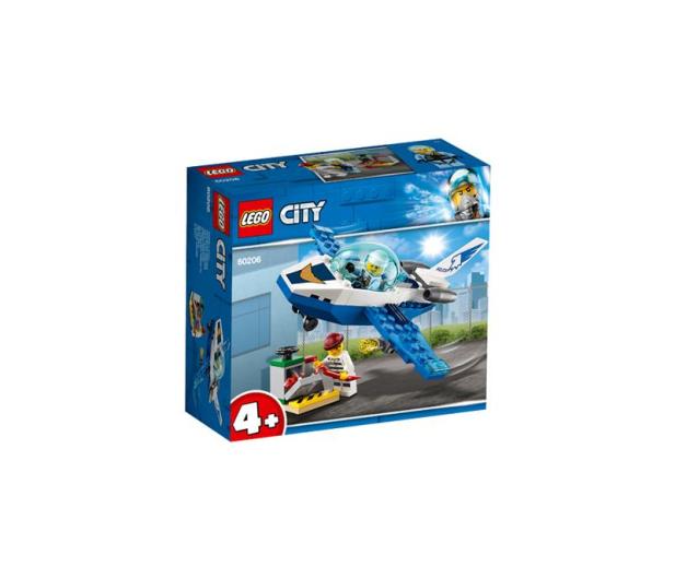 LEGO City Policyjny patrol powietrzny - 465081 - zdjęcie