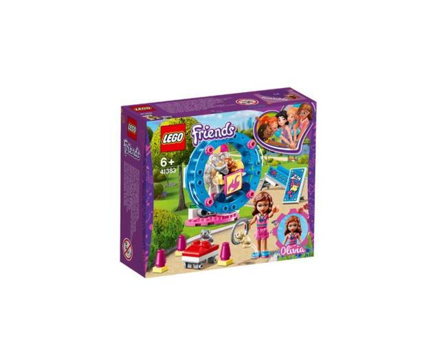 LEGO Friends Plac zabaw dla chomików Olivii - 465079 - zdjęcie