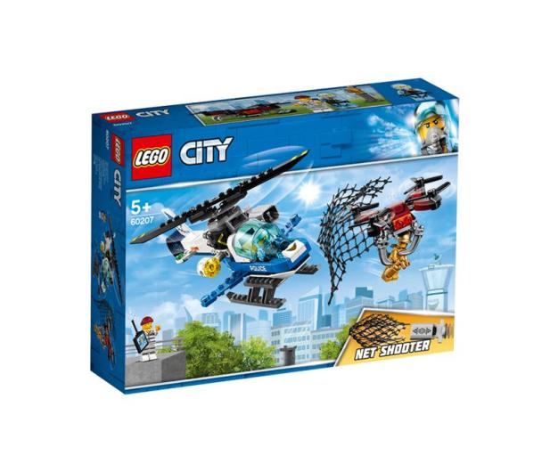 LEGO City Pościg policyjnym dronem - 465082 - zdjęcie