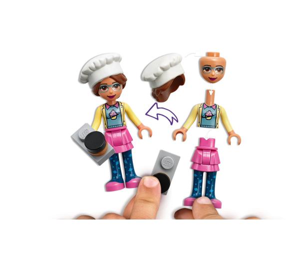 LEGO Friends Cukiernia z babeczkami Olivii - 465071 - zdjęcie 6