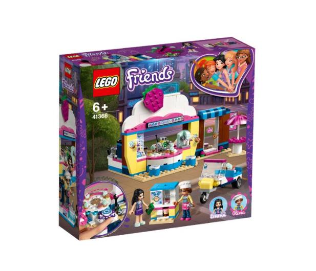 LEGO Friends Cukiernia z babeczkami Olivii - 465071 - zdjęcie