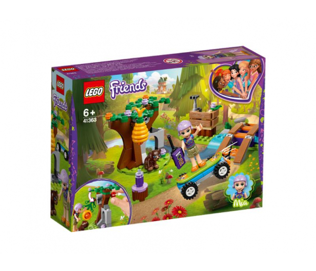 Lego Friends Leśna Przygoda Mii Klocki Lego Sklep Internetowy