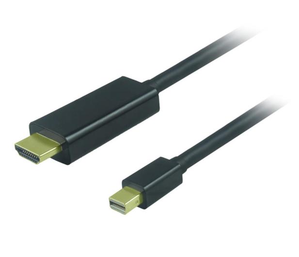 Unitek Kabel mini DisplayPort - HDMI  1,8m - 460415 - zdjęcie