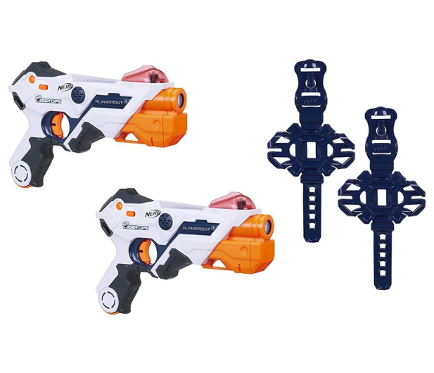 NERF Laser Ops Alphapoint Two Pack - 460456 - zdjęcie