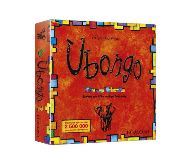 Egmont Ubongo - 460528 - zdjęcie