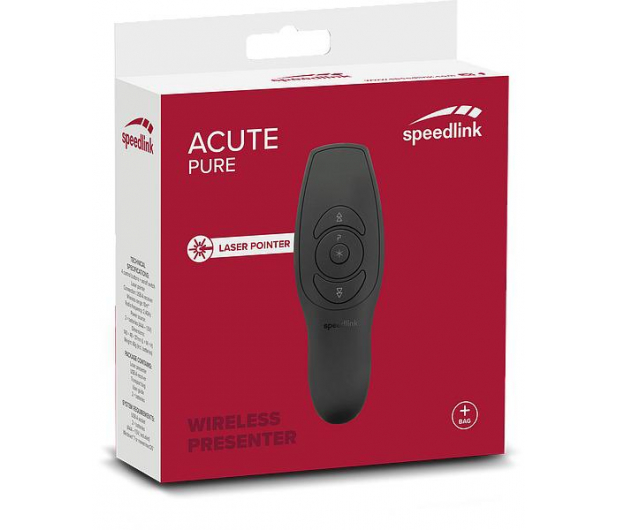 SpeedLink Acute Pure - 459076 - zdjęcie 3