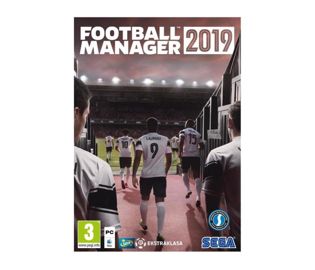 CENEGA Football Manager 2019  - 443559 - zdjęcie