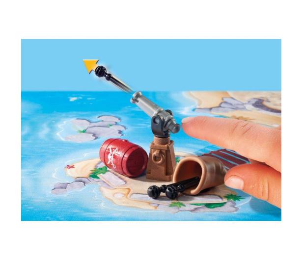 PLAYMOBIL Play Map Piraci - 467103 - zdjęcie 4