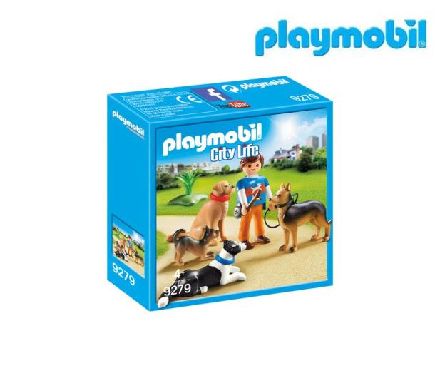 PLAYMOBIL Trener psów - 467156 - zdjęcie