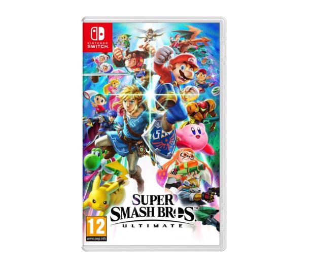 Switch Super Smash Bros. Ultimate - 463098 - zdjęcie