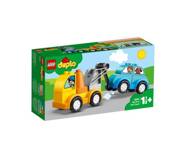 LEGO DUPLO Mój pierwszy holownik - 465038 - zdjęcie