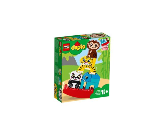 LEGO DUPLO Moje pierwsze zwierzątka na równoważni - 465040 - zdjęcie