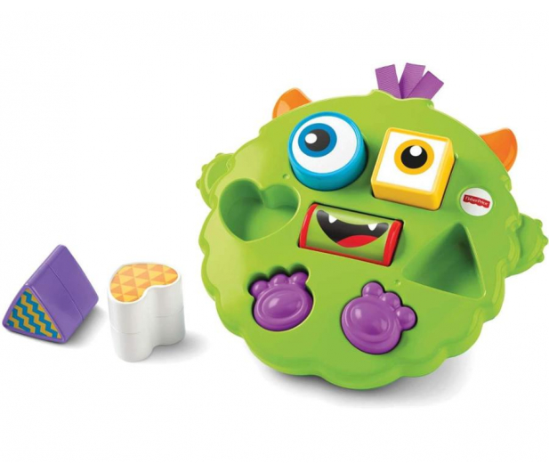 Fisher-Price Monster Puzzle sorter - 468259 - zdjęcie