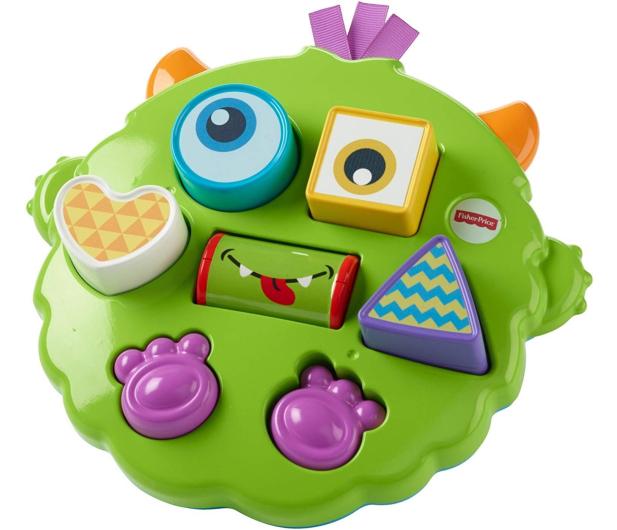 Fisher-Price Monster Puzzle sorter - 468259 - zdjęcie 3