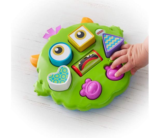 Fisher-Price Monster Puzzle sorter - 468259 - zdjęcie 5