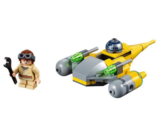 LEGO Star Wars Naboo Starfighter - 467608 - zdjęcie 2