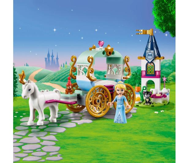 LEGO Disney Princess Przejażdżka karetą Kopciuszka - 467558 - zdjęcie 3