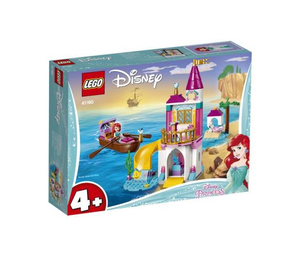 LEGO Disney Princess Nadmorski zamek Arielki - 467559 - zdjęcie