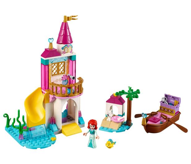 LEGO Disney Princess Nadmorski zamek Arielki - 467559 - zdjęcie 2