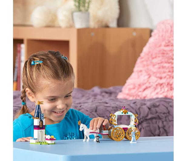 LEGO Disney Princess Przejażdżka karetą Kopciuszka - 467558 - zdjęcie 4