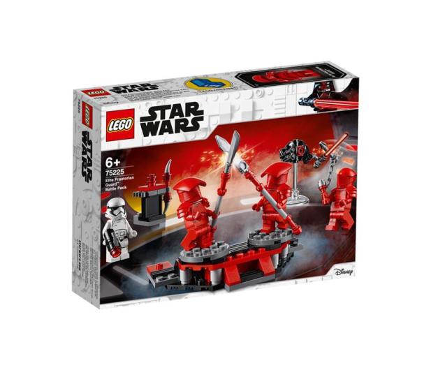 LEGO Star Wars Elitarni gwardziści pretorianie - 467611 - zdjęcie