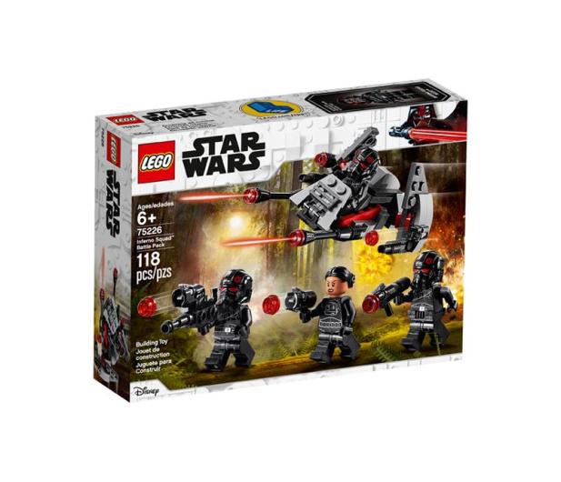 LEGO Star Wars Oddział Inferno - 467613 - zdjęcie