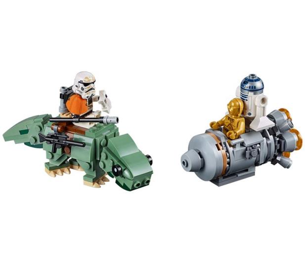 LEGO Star Wars Kapsuła ratunkowa kontra Dewback - 467614 - zdjęcie 2