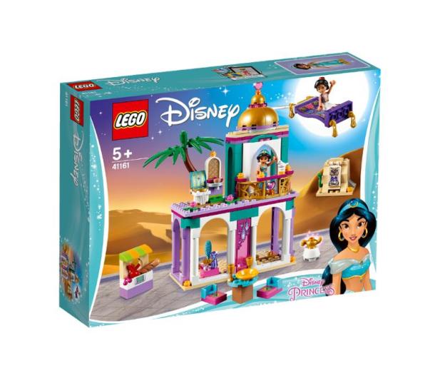 LEGO Disney Princess Pałacowe przygody Aladyna Jasminy - 467561 - zdjęcie