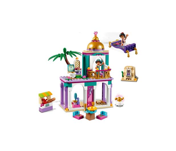 LEGO Disney Princess Pałacowe przygody Aladyna Jasminy - 467561 - zdjęcie 3