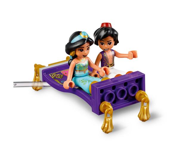 LEGO Disney Princess Pałacowe przygody Aladyna Jasminy - 467561 - zdjęcie 5