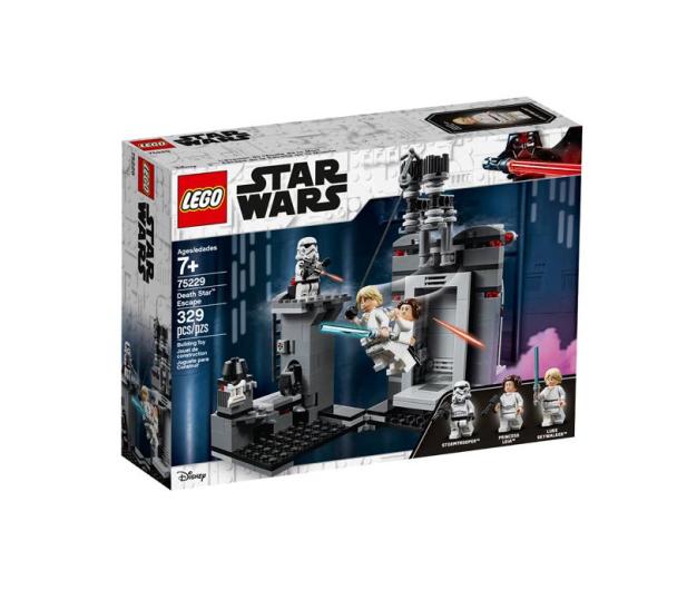 LEGO Star Wars Ucieczka z Gwiazdy Śmierci - 467615 - zdjęcie