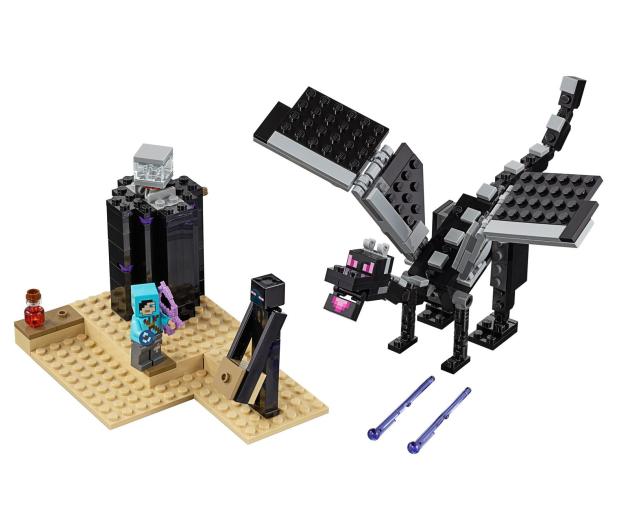 LEGO Minecraft Walka w Kresie - 467545 - zdjęcie 2