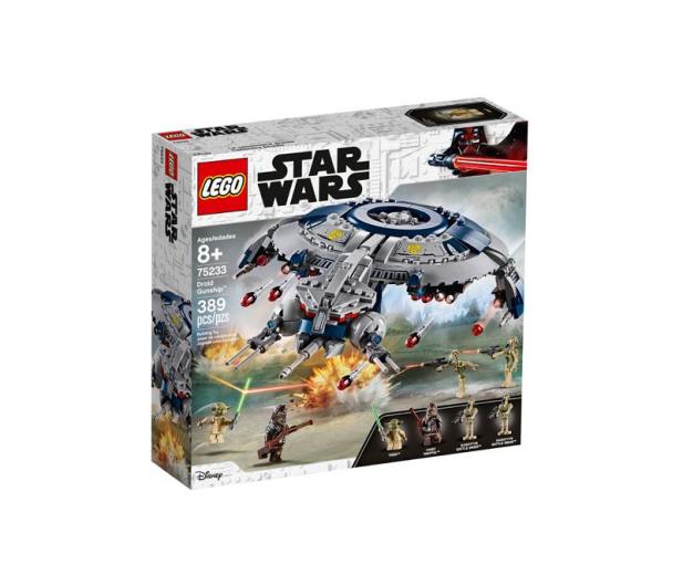 LEGO Star Wars Okręt bojowy droidów - 467617 - zdjęcie