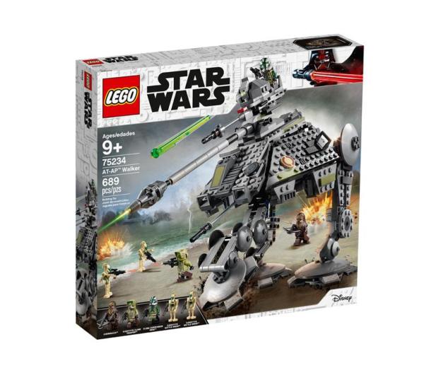 LEGO Star Wars Maszyna krocząca AT-AP - 467618 - zdjęcie